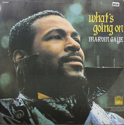 MARVIN GAYE LP, WHAT'S GOIN' ON (TAMLA US Issue NM/NM)