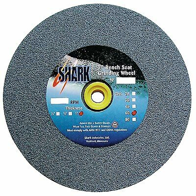Shark 2011    5-Inch by 0.5-Inch by 0.5-Inch Bench Seat Grinding Wheel with