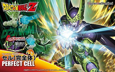 Bandai Figure-Rise Standard Dragon Ball Z PERFECT CELL from Japan
