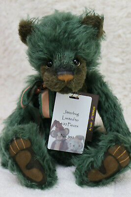 Charlie Bears - Jitterbug - Isabelle Collection 2016 L/E 400