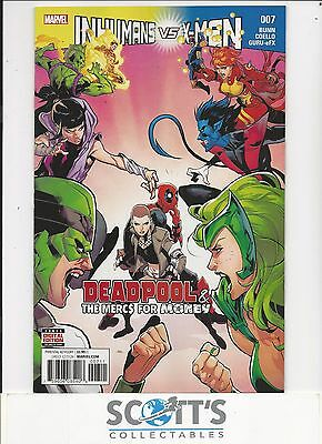 Deadpool And Mercs For Money  #7  New  (Bagged & Boarded) Freepost