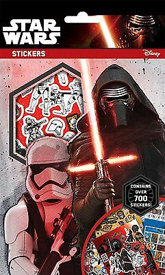Star Wars Vii Pack of over 700 Stickers