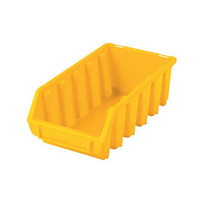 Matlock Mtl2A Hd Plastic Storage Bin Yellow