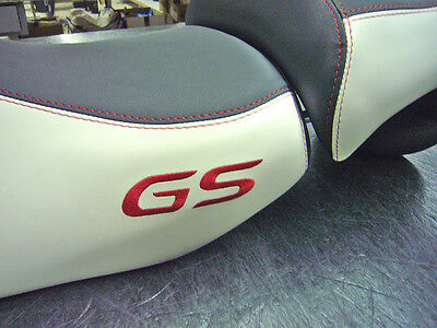 Set Saddle Cover BMW R1200 Exclusif pour R 1200 GS Seat Cover Moto R1200 2008-12
