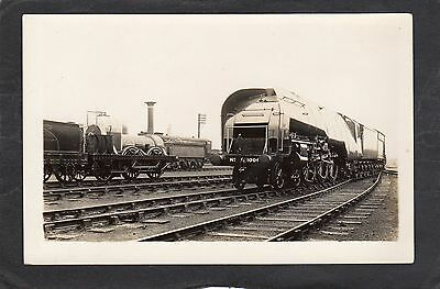 L & Y Rly. MANCHESTER VICTORIA RAILWAY EXHIBITION 1930-Proper R/P-P/C glossy