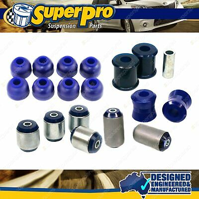 Rear Superpro Suspension Bush Kit For HOLDEN COMMODORE VB VC VH VK VL 1978-1988