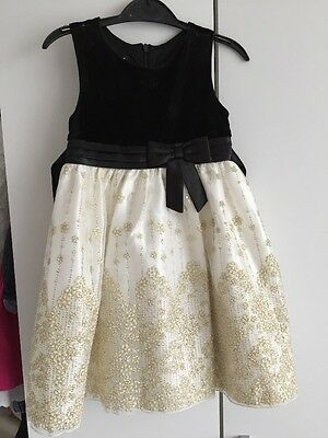 Girls Party Dress-never Worn Age 3