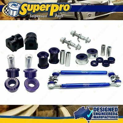 Front Superpro Suspension Bush Kit For HOLDEN ASTRA TS - 1998-2006