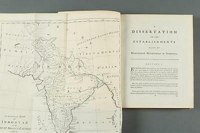 A History Of The Military Transactions Of The British Nation In Indostan,india