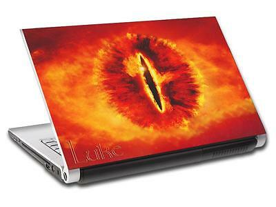 Lord Of The Rings Personalized LAPTOP Skin Vinyl Decal Sticker WITH NAME L36