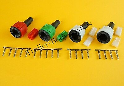 FREE 1st Class Post Radex 'Quick-Fit' Wiring Plug & Pins Set  2900 5800 6800