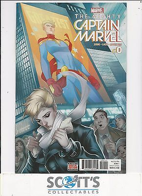 Mighty Captain Marvel  #0  New  (Bagged & Boarded) Freepost