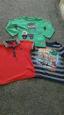 Boys bundle of Tops Age 18-24 months vgc Next, Disney
