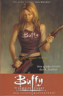 Panini BUFFY THE VAMPIRE SLAYER, 8. STAFFEL, BAND 8: Der letzte Widerstand