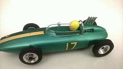 Lindberg 1/32 Scale Vintage BRM F1 INDY Slot Car (Made in the USA 1960's)