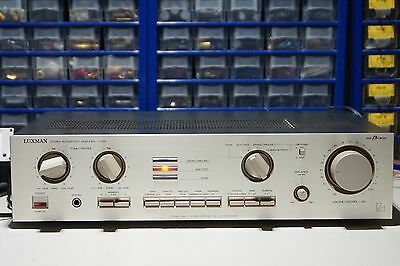 Luxman L-230  Verstärker made in Japan.