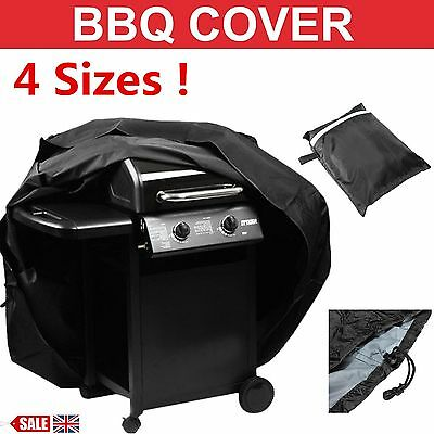 Heavy Duty Waterproof BBQ Cover Patio Gas Barbecue Grill Protection