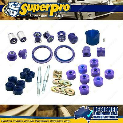 Front Superpro Suspension Bush Kit For HOLDEN COMMODORE VB VC VH VK VL 1978-1988