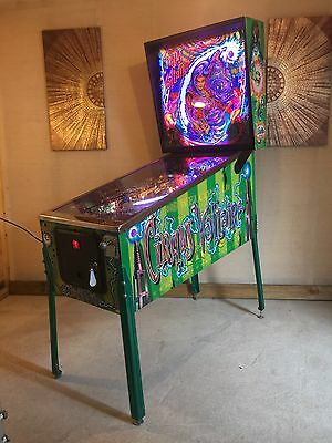 """Williams Bally """"circus Voltaire"""" Pinball Machine  Amazing, Don't Miss Out"""