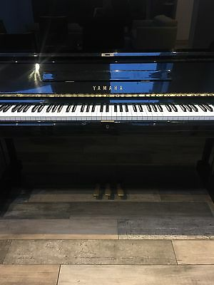 Excellent Condition Yamaha U1 Piano And Piano Stool
