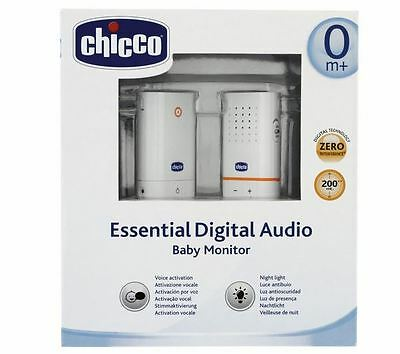 CHICCO BABY MONITOR digital audio