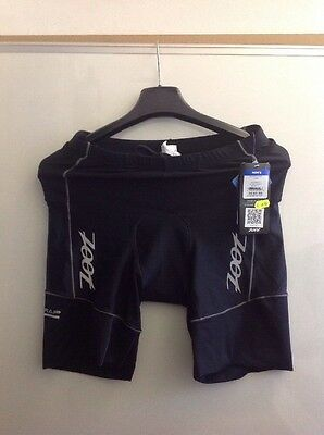 "Zoot Triathlon Short 8"" Large"