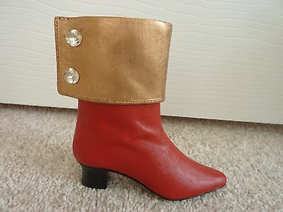 Collectible Miniature Ankle Boot