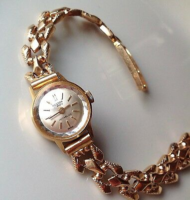 Orologio Vintage Donna In Oro 750/1000  18 Kt.