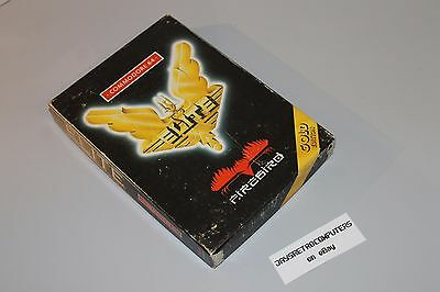 Elite - Gold Edition - Firebird - Commodore 64 Complete Boxed Space Trading Game