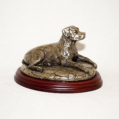 ROTTWEILER  Bronze Figurine. Hand made in England. Ideal gift.