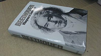 Beethoven, Solomon, Maynard Hardback Book The Cheap Fast Free Post