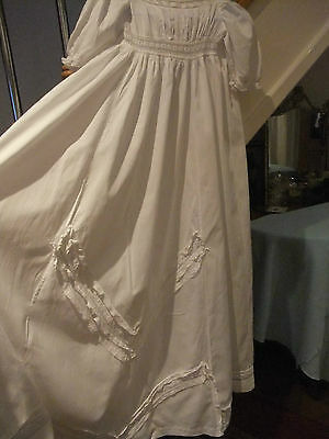 VICTORIAN LONG GOWN for BABY