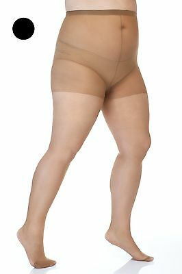 Collants grande taille 20 deniers