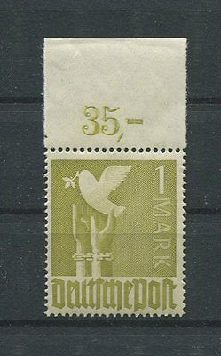 ALL. BES. 959 c P OR ndgz GUTE FARBE OBERRAND postfrisch ** MNH Mi 25.- h0896
