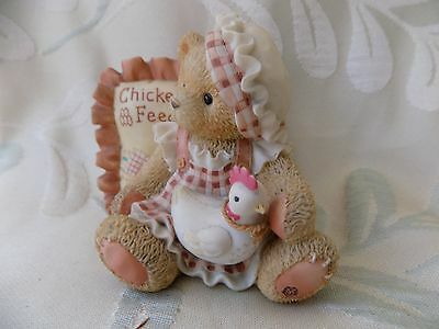"Cherished Teddies ""Lori "" figurine"