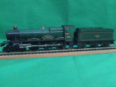 "Triang/hornby Br Green ""albert Hall"" Loco In Good Working Order V.g.c."