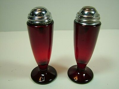 Royal Ruby Style Salt and Pepper Reiner Products