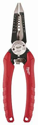Milwaukee 6 In 1, Combination Electrical Pliers 48-22-3079