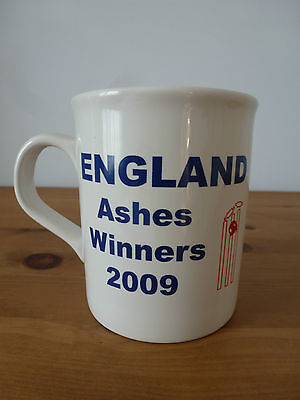Daily Mail Cricket ASHES TEST WINNERS 2009 Commemoration Mug