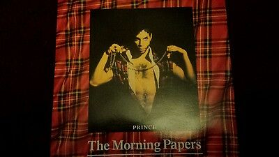 Prince vinyl 7 inch The Morning Papers