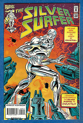 THE SILVER SURFER # 103 - Marvel 1995 (vf)