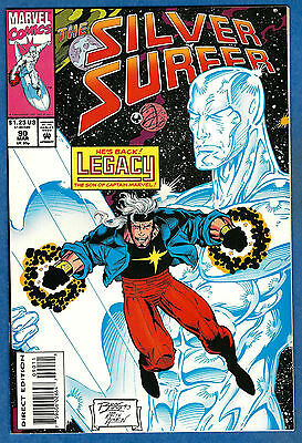 THE SILVER SURFER # 90 - Marvel 1993 (vf)