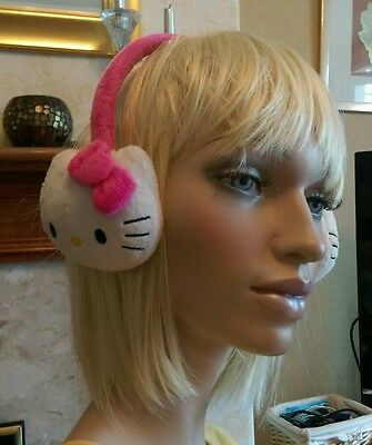 Hello Kitty Winter Ear Muffs Claire's Accessories