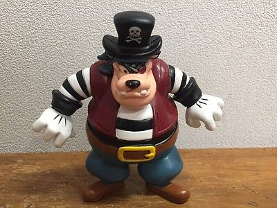"3.5"" Pete Pirate PVC Action Figure Disney Mickey Clubhouse Goof Troop!!"