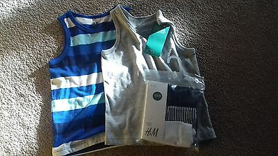 BRAND NEW - BUNDLE OF BOYS CLOTHES - 12-24 MONTHS - box 7