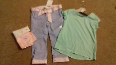 Brand New - Bundle Of Girls Clothes 18-24 Months - Next Etc