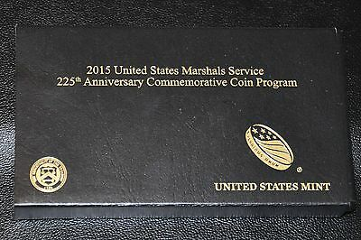 2015 US Marshals Service 225th Anniversary Three Proof Coin Set