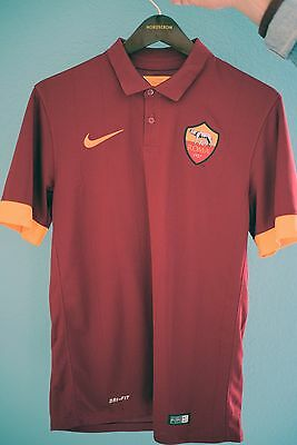 Nike AS Roma Home Jersey