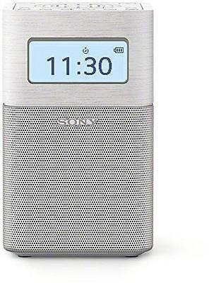 Sony Srfv1Btw.eu8 Radio Portable Digitale Fm Bluetooth/
