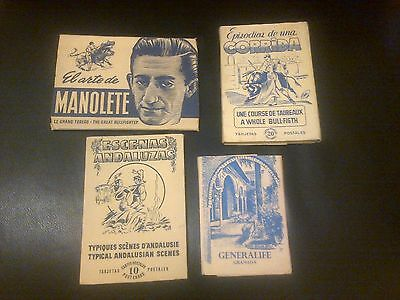 Vintage Postcards Rare With Full Sets